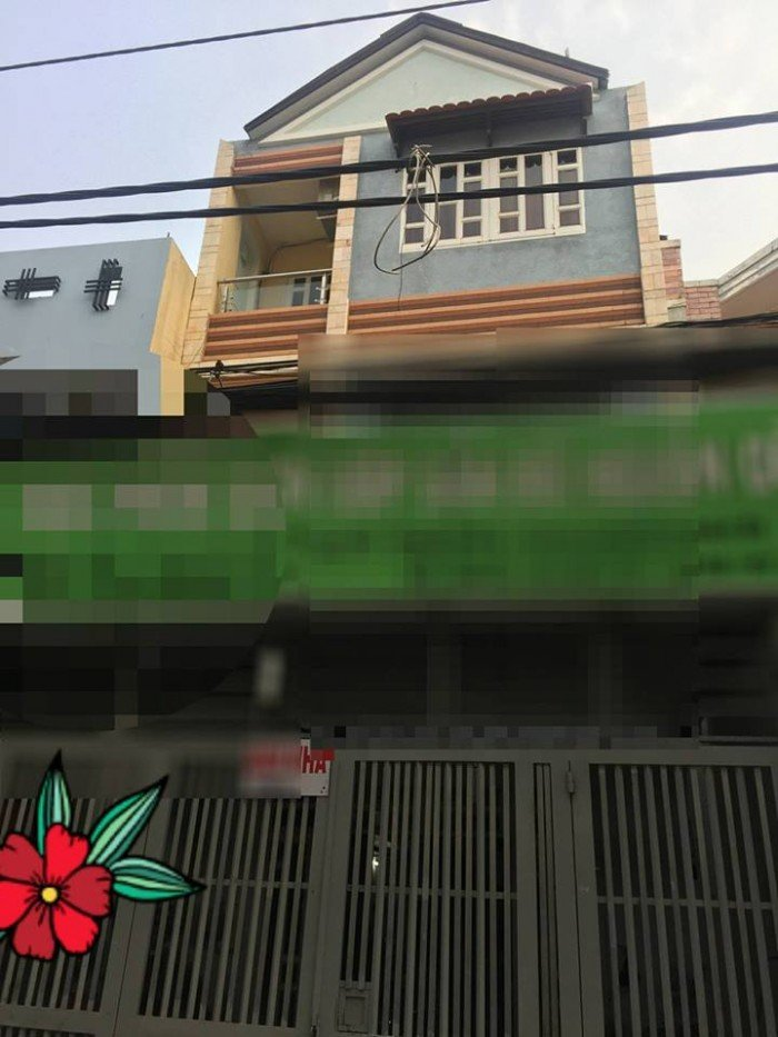 Bán nhà 2  lầu Quận 7 mặt tiền hẻm 30 đường Lâm Văn Bền Phường Tân Kiểng