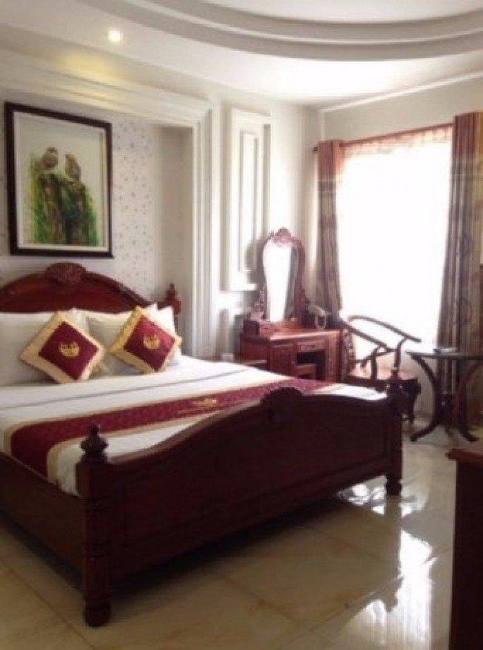 Bán khách sạn đ Hoàng Hữu Nam ,Long Thạnh Mỹ ,Q9.