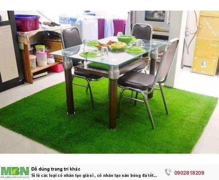 Sỉ lẻ các loại cỏ nhân tạo giá sỉ , cỏ nhân tạo sân bóng đá tốt nhất toàn quốc3