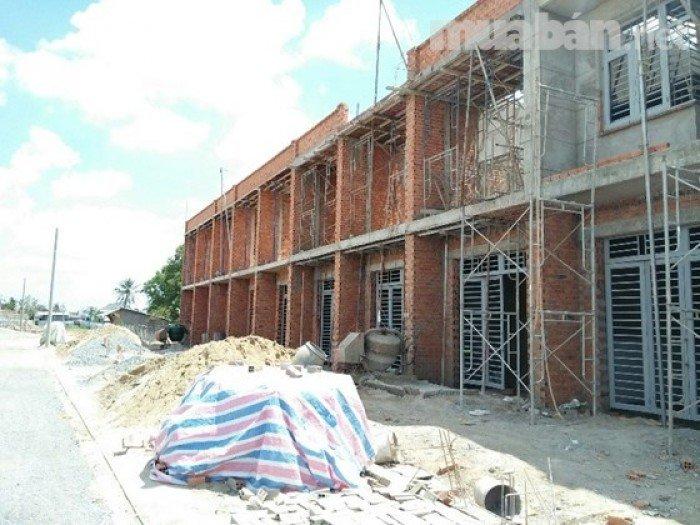 Đất KĐT mới Bình Chánh, ngay chợ trường học, 350tr/nền 100m2, SHR
