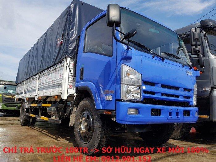 Isuzu NQR sản xuất năm 2017 Số tay (số sàn) Xe tải động cơ Dầu diesel
