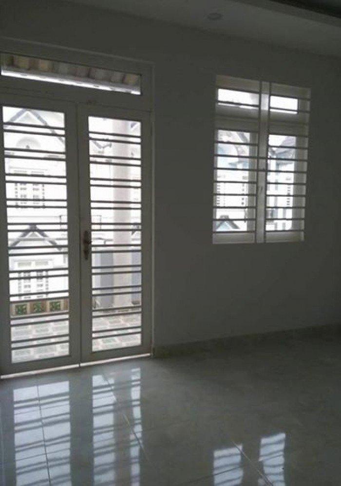 Bán nhà mới xây gần ngã 3 Thới Hòa Quách Điêu, Vĩnh Lộc A