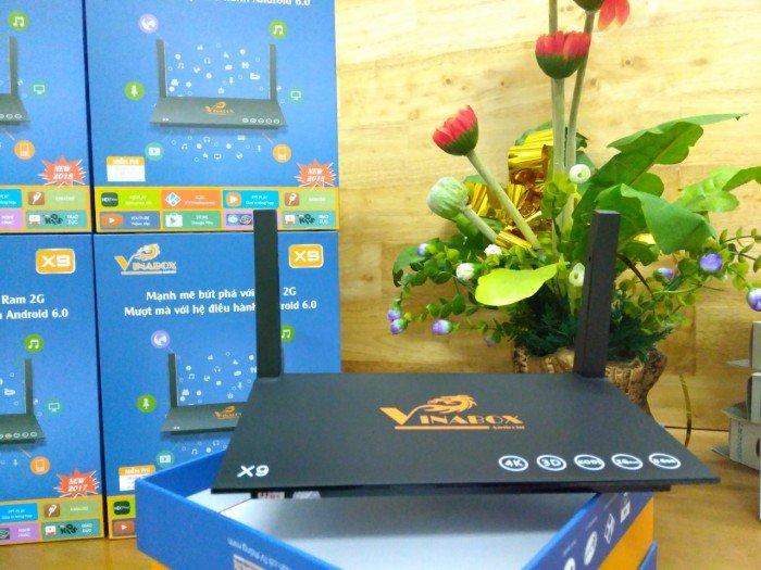 Android Smart Tivi VinaBox X91
