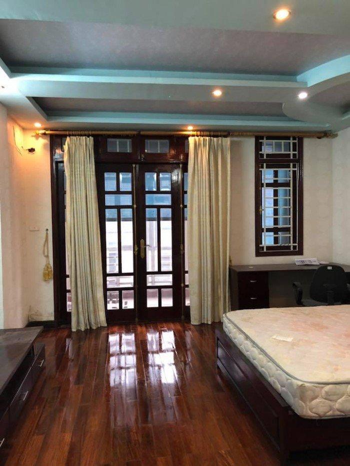 Bán nhà phân lô Nguyễn An Ninh 45mx5 tầng