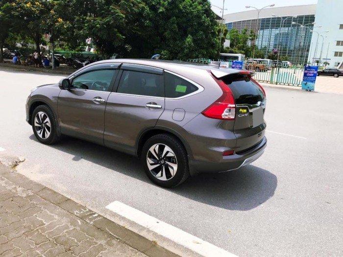 Kẹt tiền bán Honda CRV 2015 bản 2.4 màu titan cực chất đầy phong cách 3