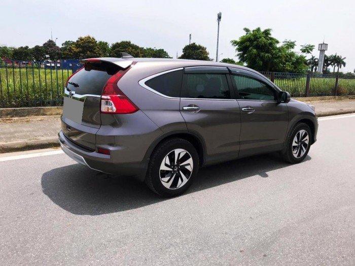 Kẹt tiền bán Honda CRV 2015 bản 2.4 màu titan cực chất đầy phong cách 4