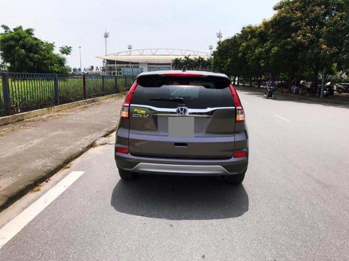 Kẹt tiền bán Honda CRV 2015 bản 2.4 màu titan cực chất đầy phong cách 2