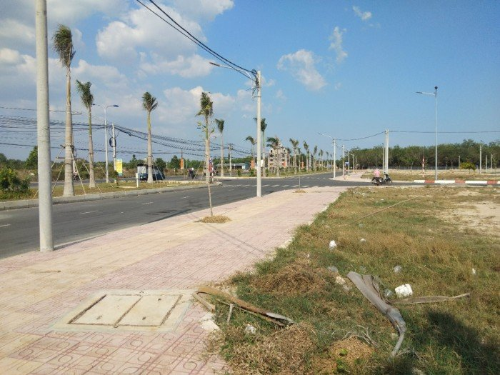 Đất nền ngay mặt tiền đường DT769, xã Lộc An, Long Thành