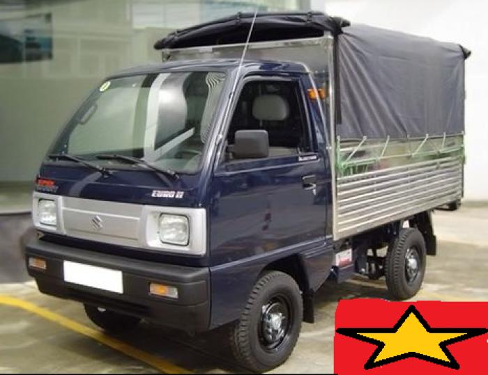 Xe Suzuki 550kg Trả Góp - Gia Xe Suzuki 500kg – Suzuki 650kg/550kg/480kg/ Tra Gop