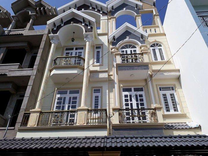 Bán nhà phố KDC An Phước, MT Trương Đình Hội, DT: 50m2, SHR