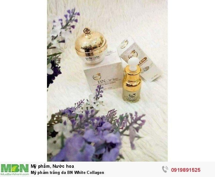 Mỹ phẩm trắng da BN White Collagen - Liên hệ: 0919891525 (Thùy Dương 24/24)0