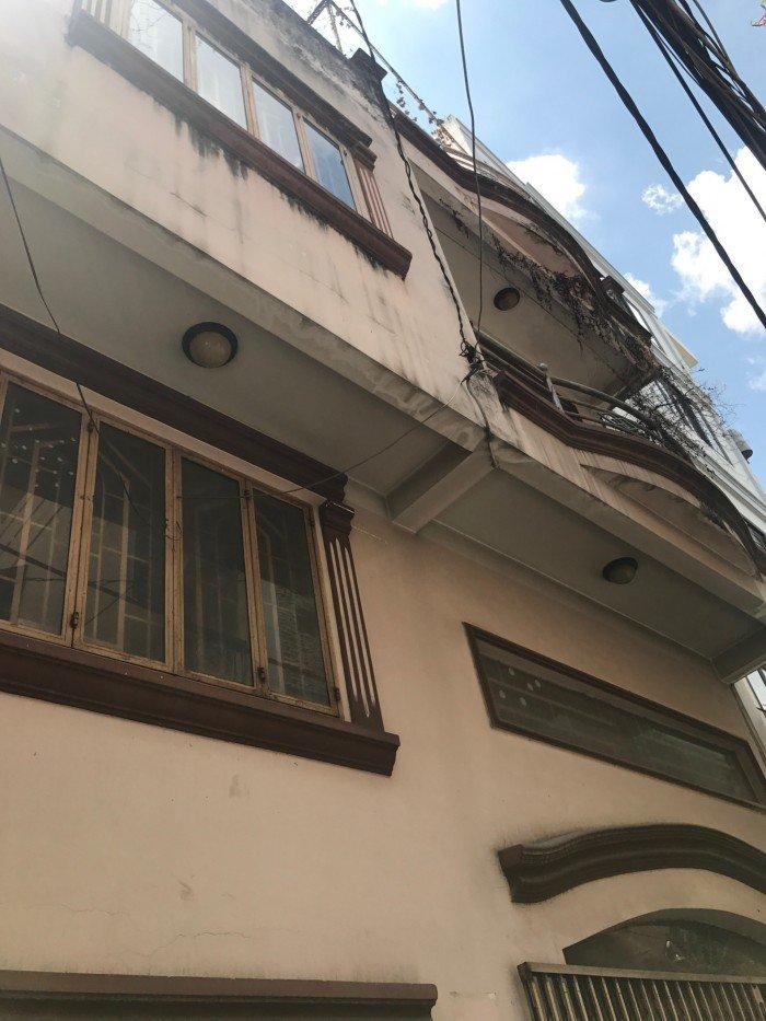 Bán nhà Phan Đình Phùng, Dt 7*4m