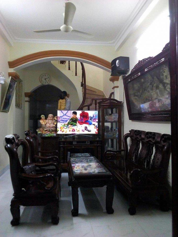 Bán Nhà Bùi Xương Trạch 40m2 mặt tiền 3,5m