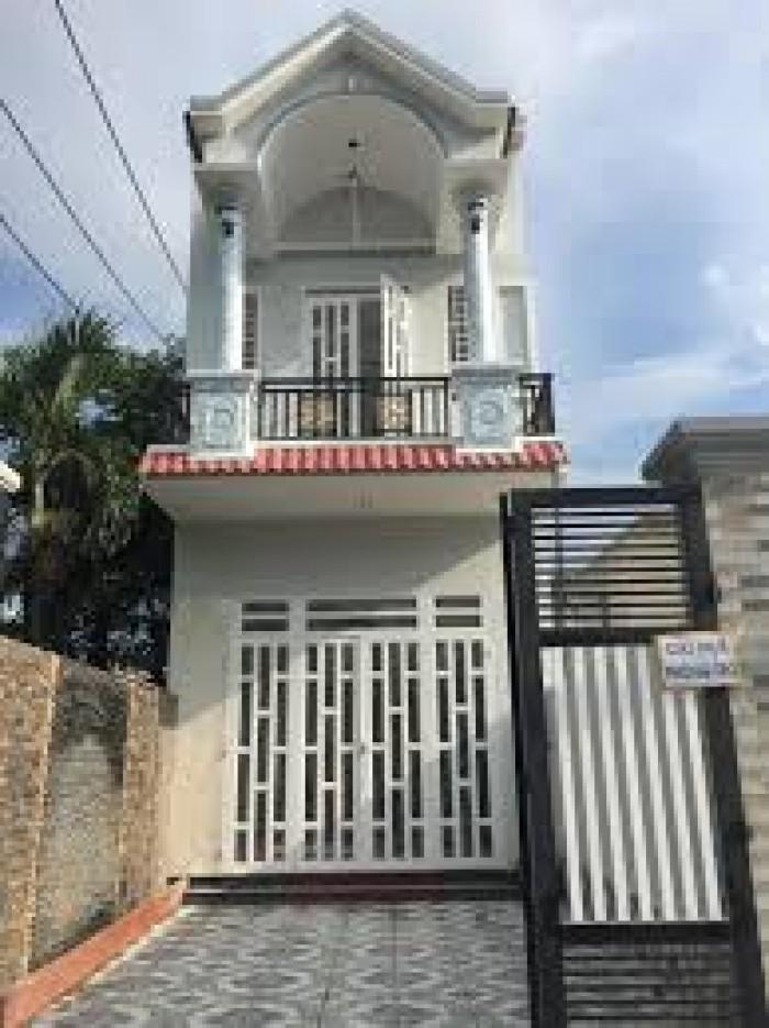 Bán Nhà Mới Đẹp 98m2 Huỳnh Tấn Phát Cạnh trường học