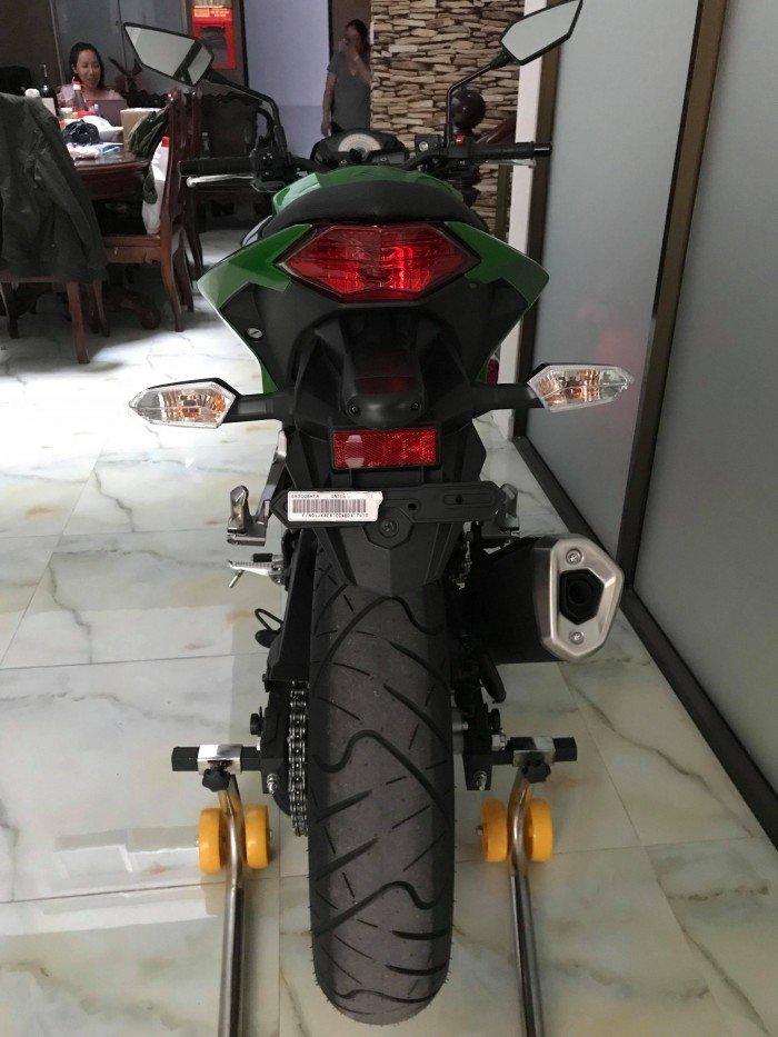 Kawasaki Z300 2017 8
