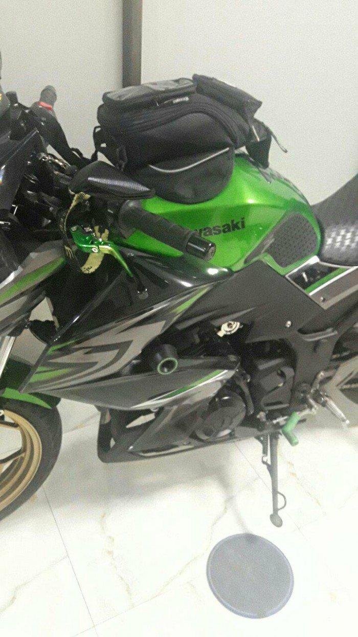 Kawasaki Z300 2017 4