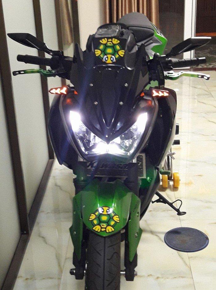 Kawasaki Z300 2017 6