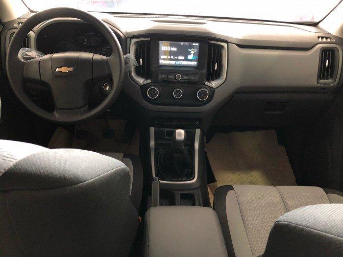 Chevrolet Colorado số sàn liên hệ để nhận giá ưu đãi
