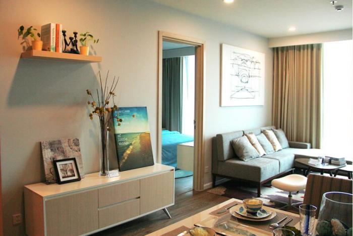 Cho thuê căn hộ 2PN giá rẻ - View đẹp - Phong cách hiện đại tại Artemis