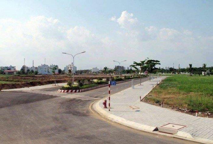 Đất 100m2, Quận 2, MT đường Nguyễn Duy Trinh, pháp lý đầy đủ