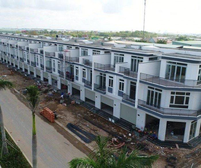 Bán nhà mới xây 1.6 tỷ