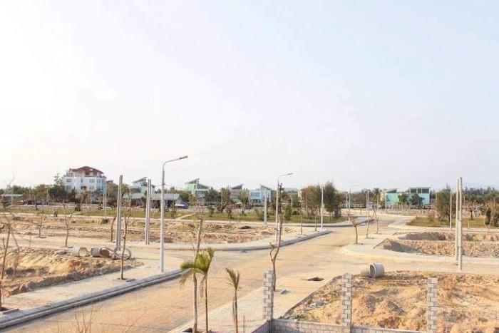 Đất nền thổ cư, mặt tiền đường Nguyễn Duy Trinh