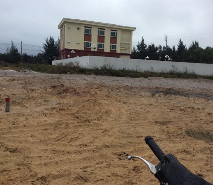 Bán gấp đất đảo cô tô quảng ninh khu thị trấn Cô Tô