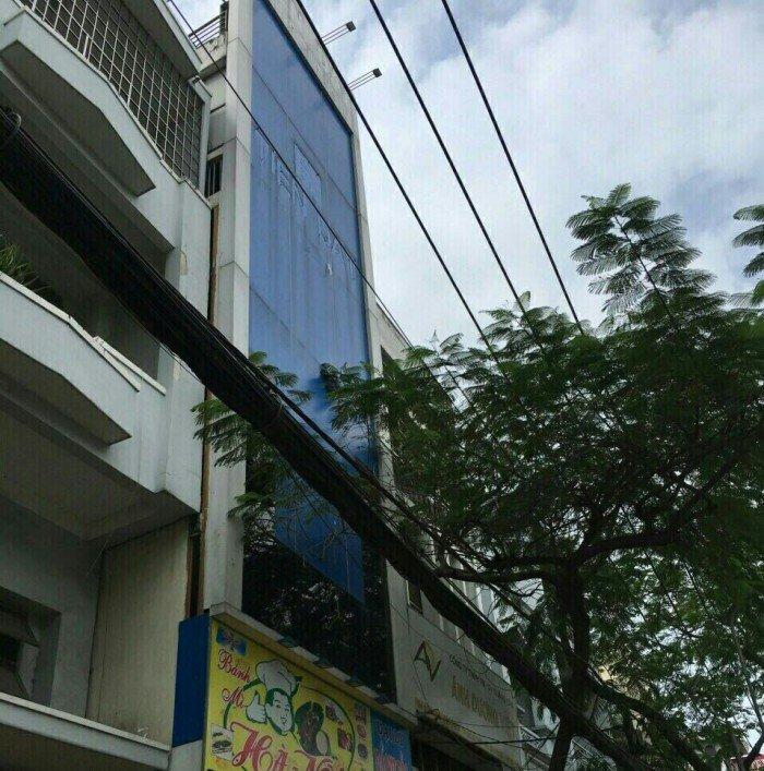 Cần bán nhà 5 tầng MT Đinh Bộ Lĩnh, Bình Thạnh, 4x20