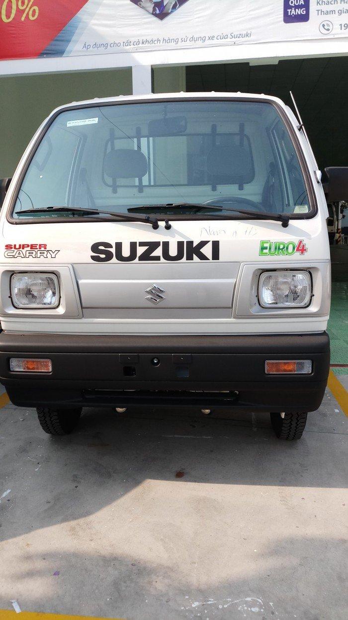 Xe tải Suzuki truck lưu thông mọi nẻo đường