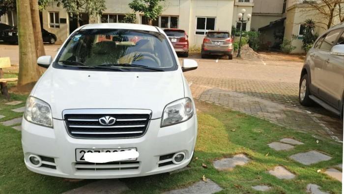 Daewoo Gentra sản xuất năm 2008 Số tay (số sàn) Động cơ Xăng