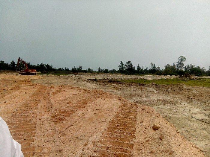 Cần bán gấp lô đất mặt tiền cách QL1A 50m ,Gía 570 triệu /lô