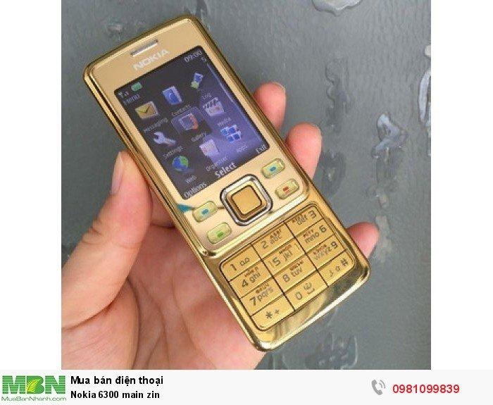 Nokia 6300 main zin0