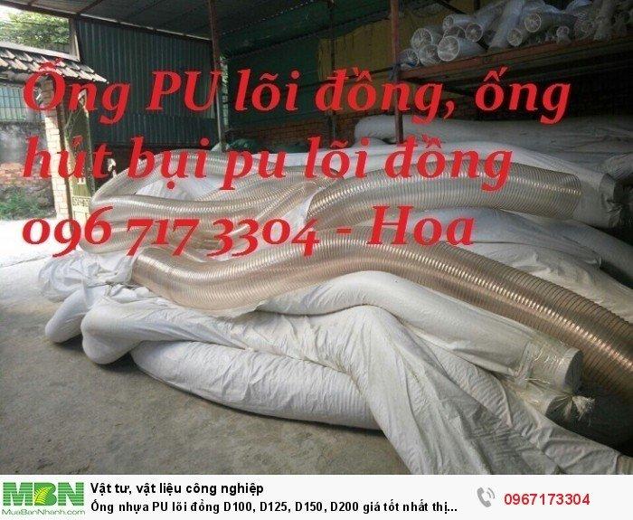 Ống nhựa PU lõi đồng D100, D125, D150, D200 giá tốt nhất thị trường4