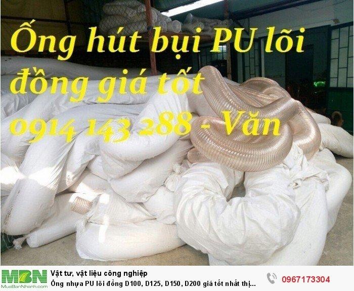 Ống nhựa PU lõi đồng D100, D125, D150, D200 giá tốt nhất thị trường5