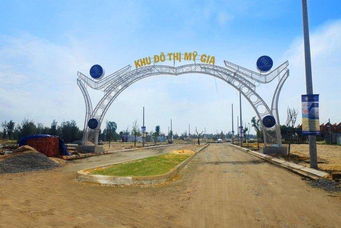 Nơi định cư lý tưởng tại KĐT Mỹ Gia, gần biển, đẹp nhất Nam Đà Nẵng