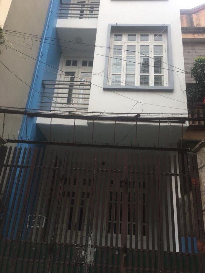 Bán nhà 3 tầng 1 tum,khu vực hoàn hảo tại đường Y – Thị trấn Trâu Quỳ.