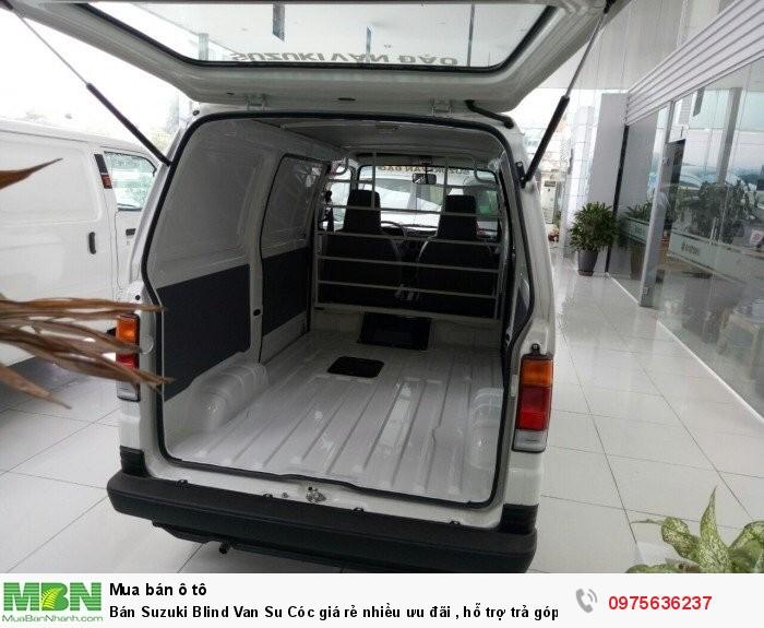 Bán Suzuki Blind Van Su Cóc giá rẻ nhiều ưu đãi , hỗ trợ trả góp lãi suất thấp