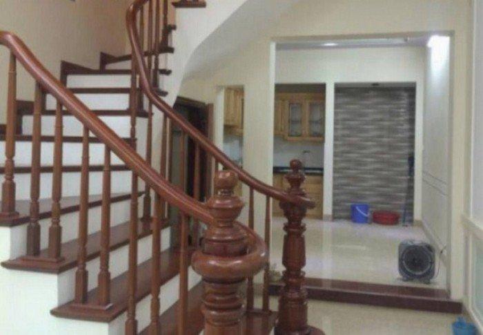 Nhà 4 tầng  số 9275a Dương Nội xây mới chỉ việc về ở