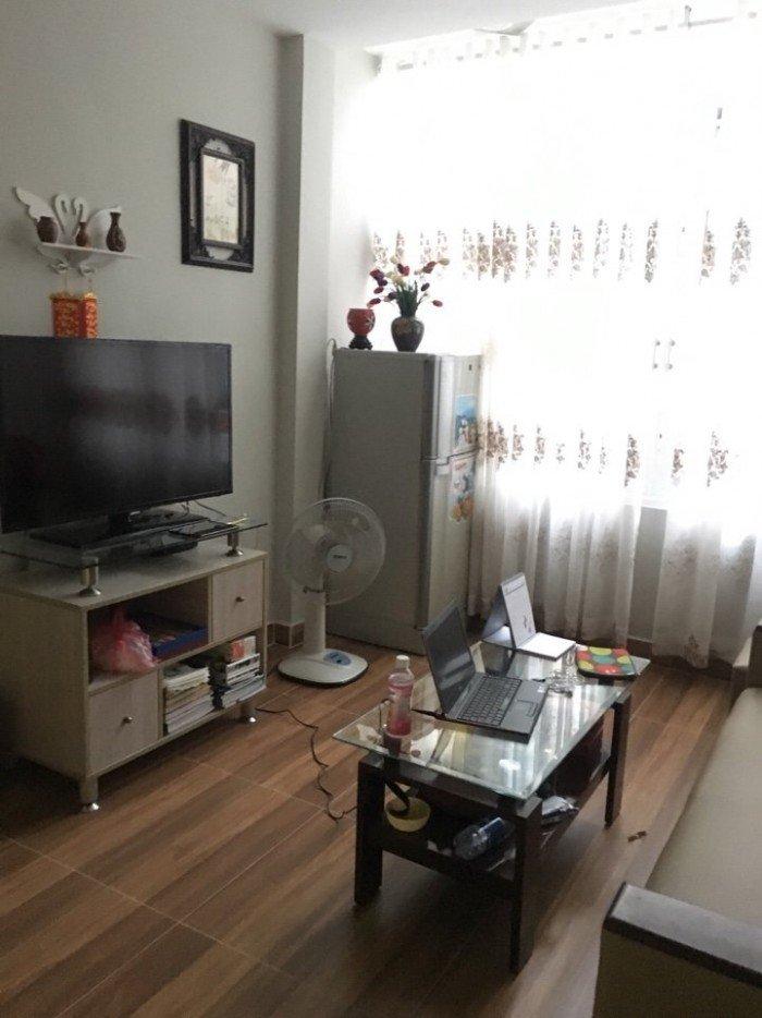 Về quê ở bán cái dãy nhà trọ 30 phòng, 260 m2, đường Huỳnh Tịnh Của, quận 3.