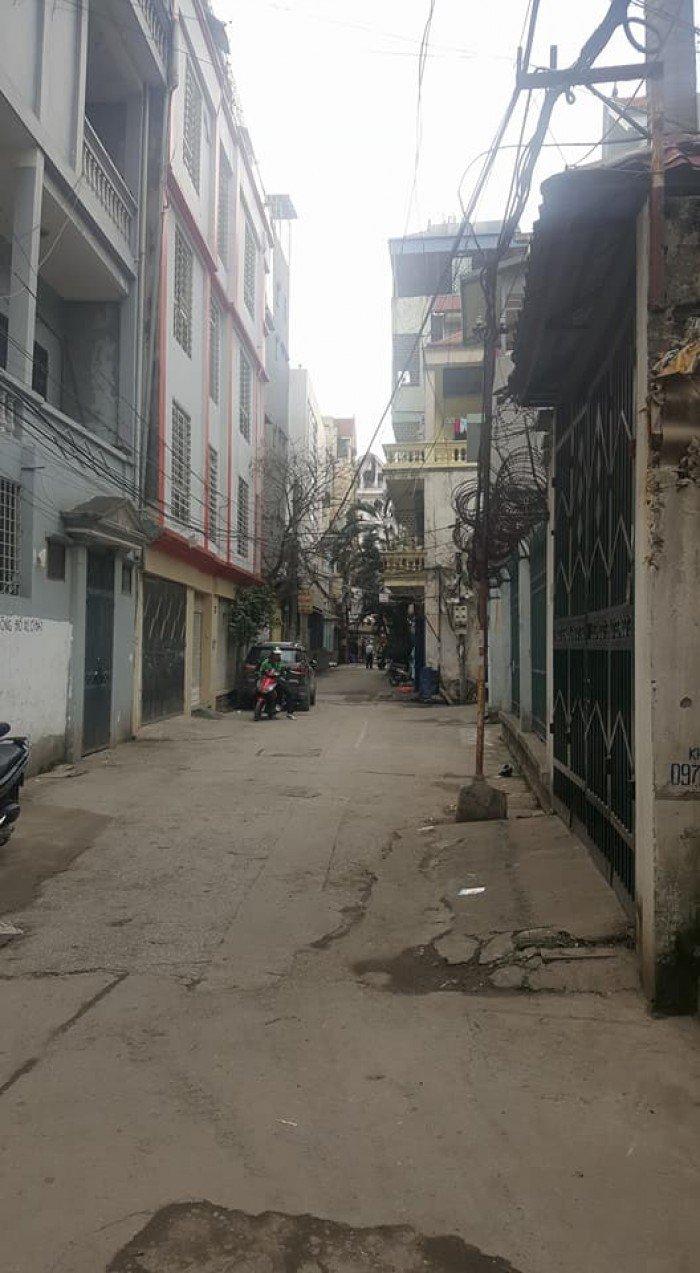 Lô góc Giang Văn Minh 42m2, Đất, Mt 4m, Ôto tránh, gần phố