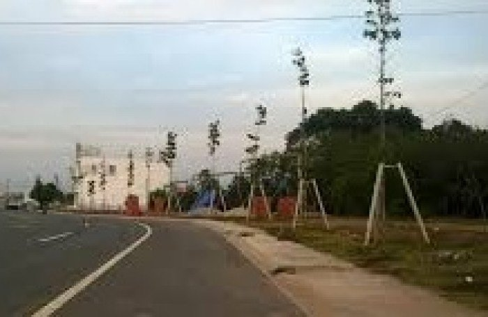 Đất Huỳnh Tấn Phát, dt 5*20,shr,  bao sang tên