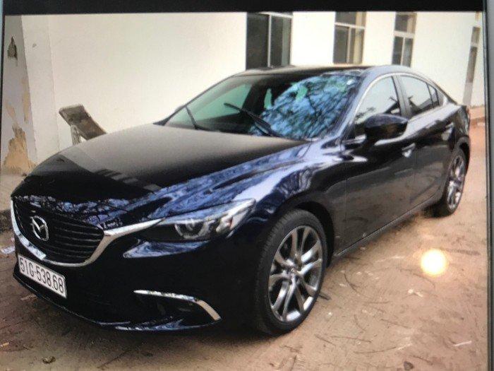 Cho thuê tự lái Mazda 6 đời 2017 giá rẻ, thủ tục đơn giản