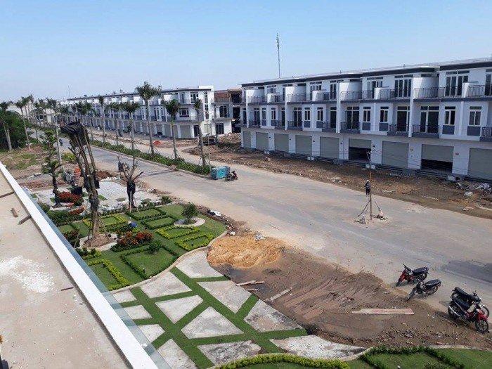 Đất nền dự án khu đô thị rộng 98ha, dân cư đông đúc sầm uất, đầu tư sinh lời cao.
