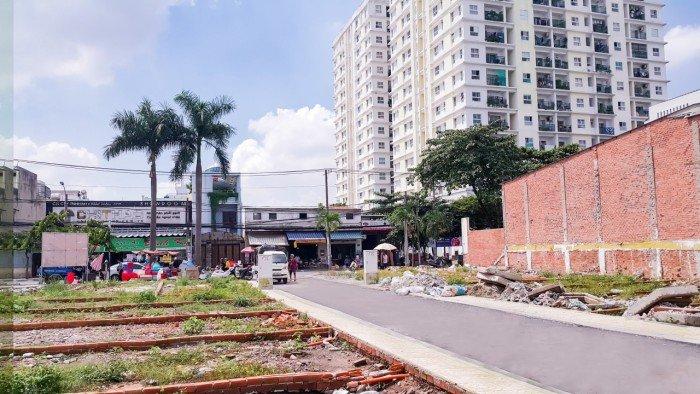 Đất nền thương mại Khang Gia Tower Tân Phú