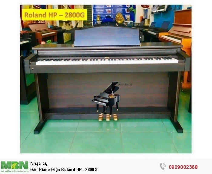Đàn Piano Điện Roland HP - 2800G