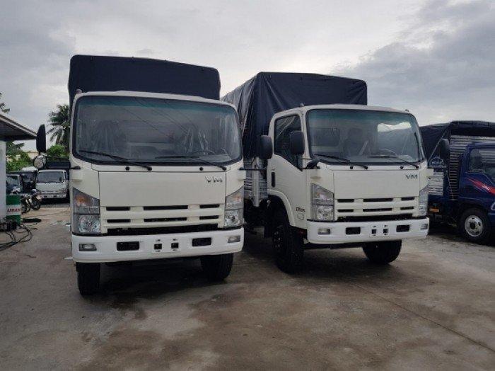 Xe tải Isuzu 8.2 tân/8.2 tấn mới nhất 2017, xe tải isuzu 8.2 tấn/8t2/8.2 tân thùng dài 7.1m