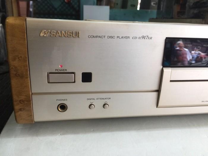 CHuyên bán CD  Sansui 907XR  hàng bải