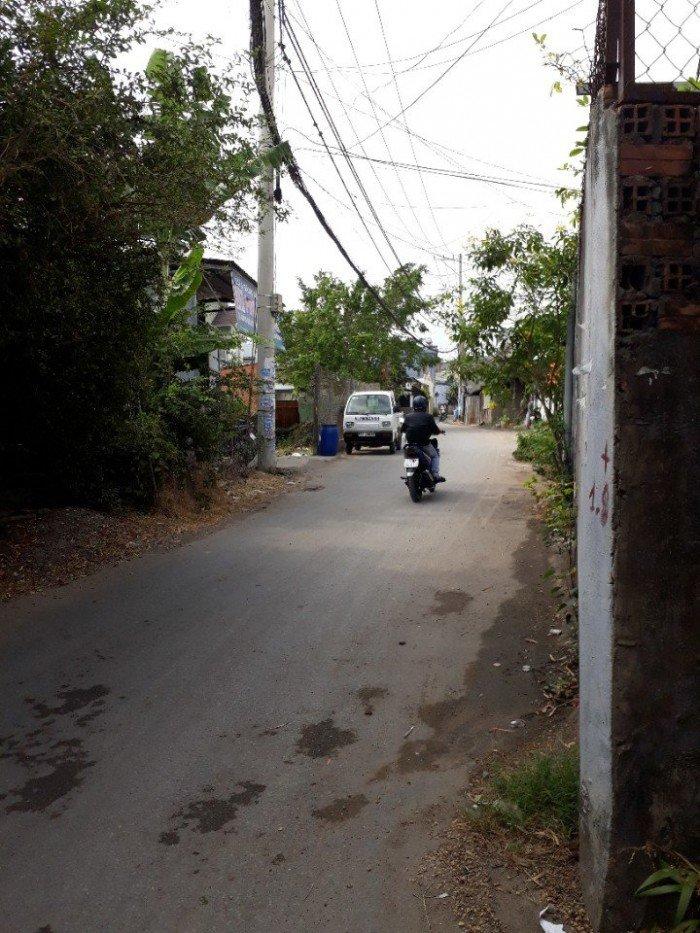 Bán Đất Đường 2 ,Tăng Nhơn Phú B,Quận 9