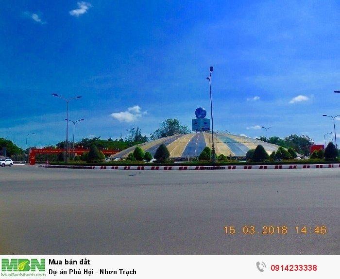 Dự án Phú Hội - Nhơn Trạch
