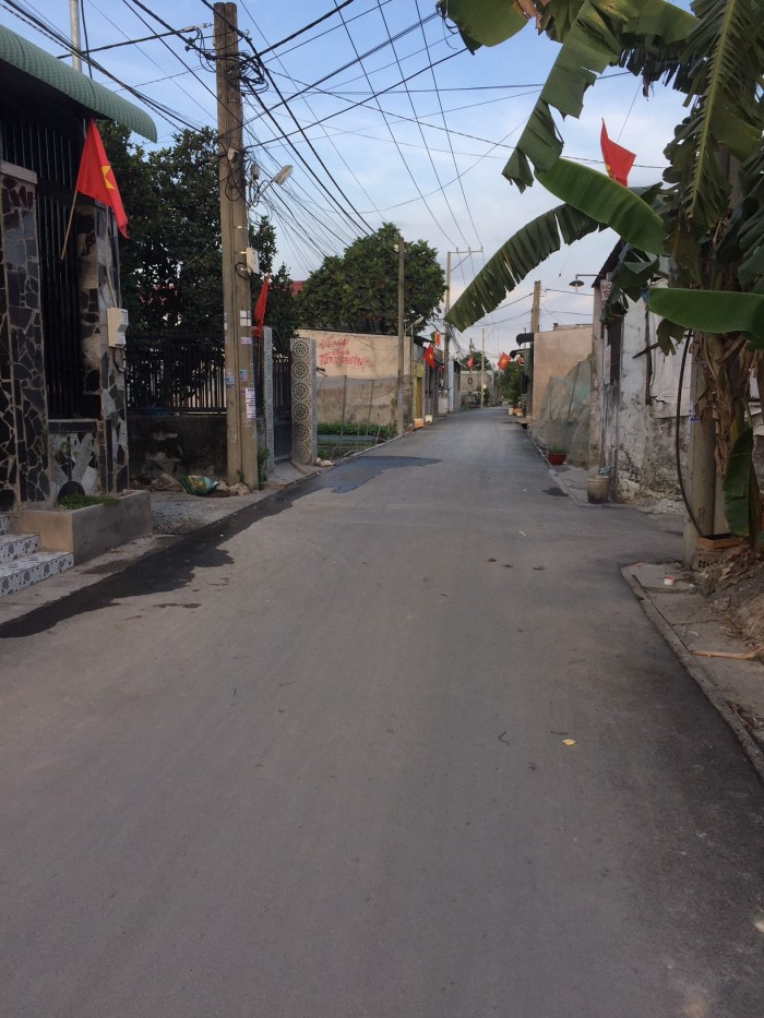 Bán nhà có sổ đỏ chung tại KP4, phường Trảng Dài, Biên Hòa, Đồng Nai